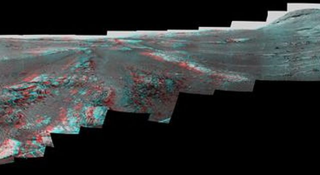 Opportunity Legacy Pan (Anaglyph)