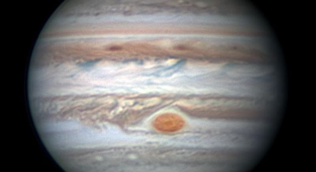 Earth-based Observation of Jupiter