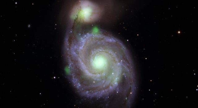 A Hard X-ray Look at M51