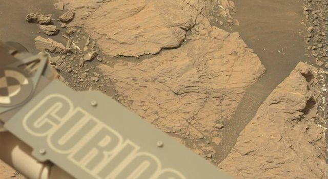 NASAs Curiosity Mars took this image with its Mastcam on Feb. 10, 2019 (Sol 2316). The rover is currently exploring a region of Mount Sharp nicknamed Glen Torridon that has lots of clay minerals.