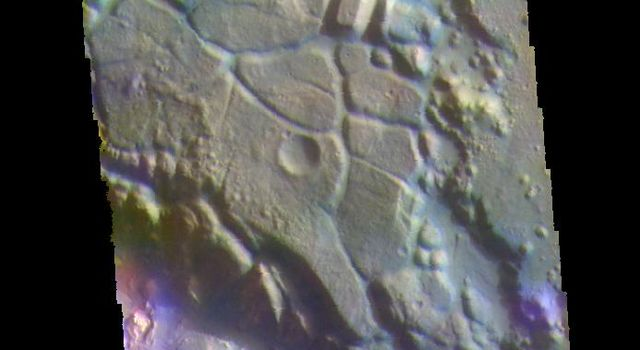 Syrtis Major Planum - False Color