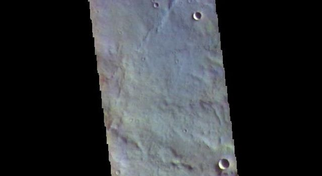 Noachis Terra - False Color