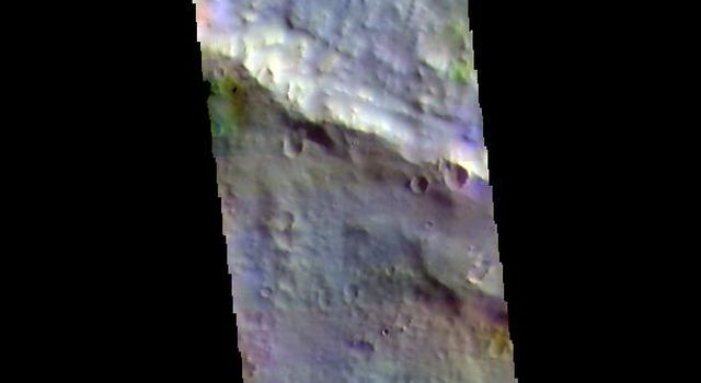 Not White, Not Rock - False Color