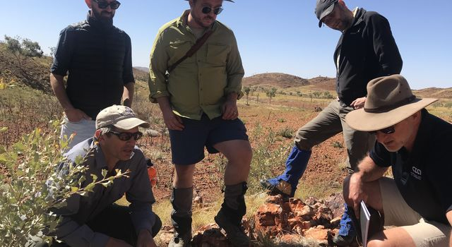 Scientists with NASAs Mars 2020 mission and the European-Russian ExoMars mission traveled to the Australian Outback to hone their research techniques before their missions launch to the Red Planet in the summer of 2020.