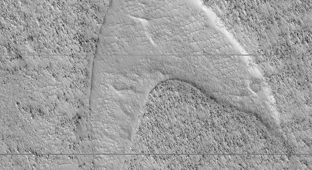 Dune Footprints in Hellas