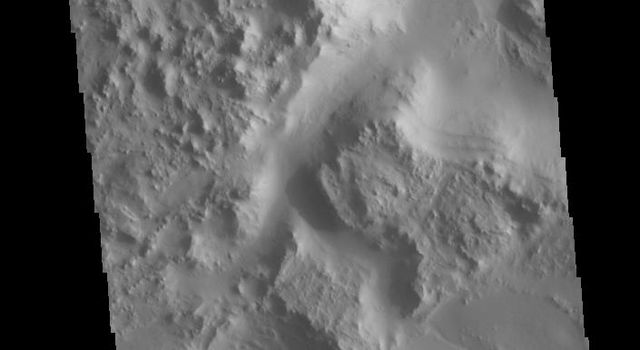 Crater Channel