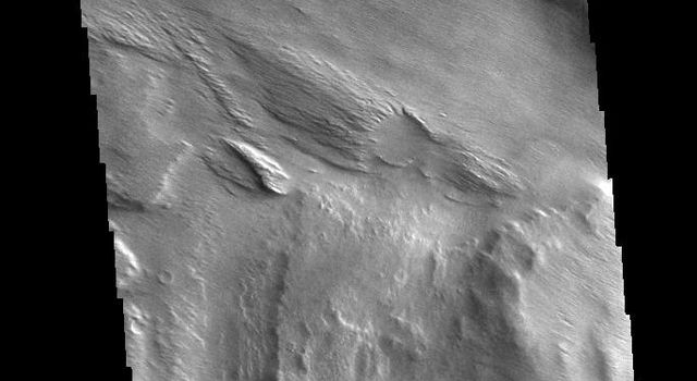 Wind Eroded Vallis