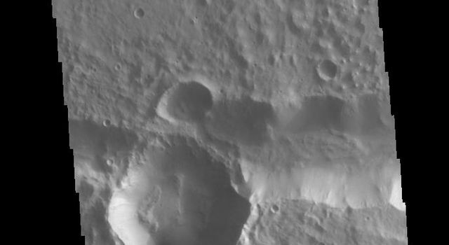 Hexagon Crater