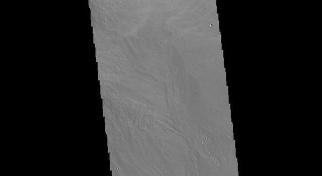 Arsia Mons Summit