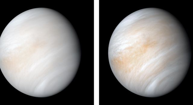 Venus from Mariner 10