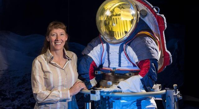 Spacesuit Designer Amy Ross