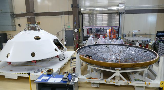 MEDLI2 Onboard Mars 2020 Spacecraft